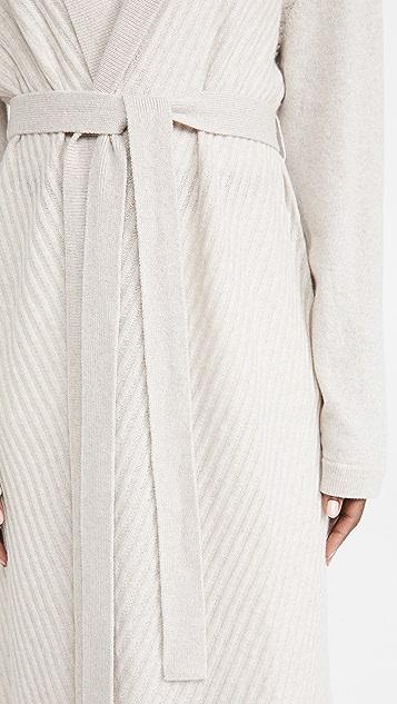 Le Kasha Dallas 开司米羊绒开襟衫
