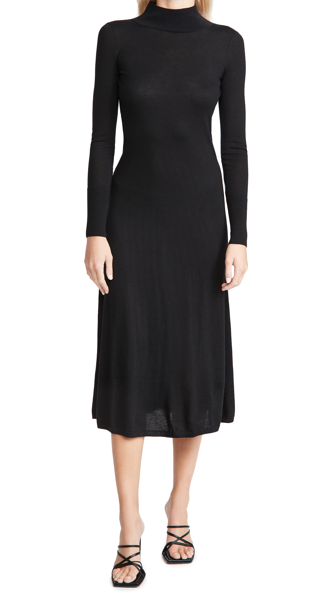 Le Kasha Noto Cashmere Dress
