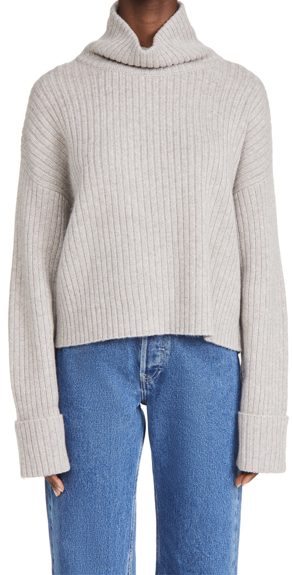 Le Kasha Cashmere Galway Sweater
