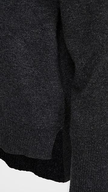 Le Kasha Riga 开司米羊绒连帽上衣