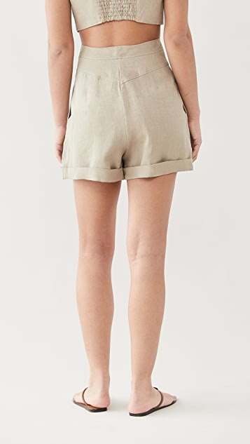Le Kasha Cesar 短裤