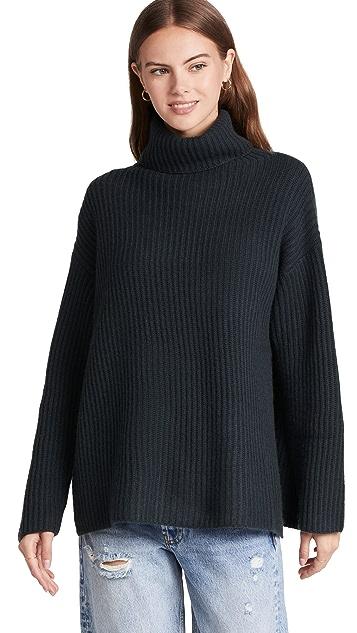Le Kasha Lisbon Cashmere Sweater