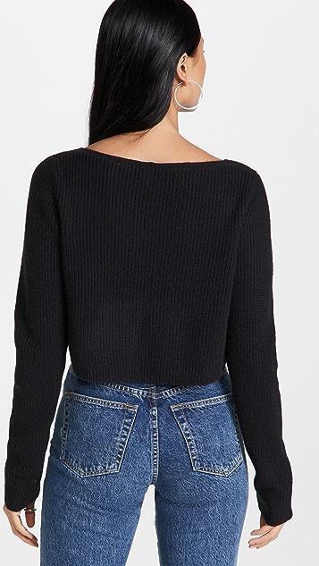 Le Kasha Cannes Cashmere Sweater