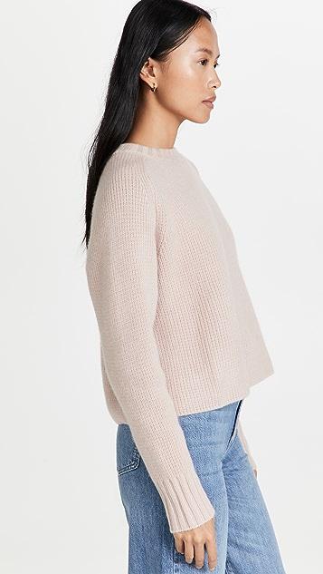 Le Kasha Komaki 开司米羊绒针织衫