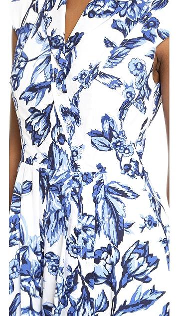 Lela Rose Shirtdress