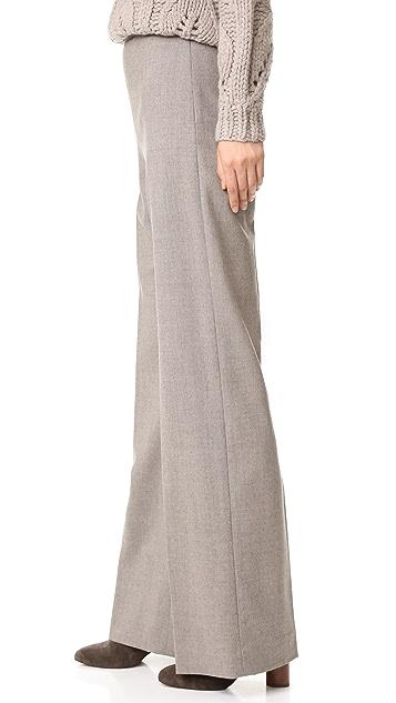 Lela Rose High Waist Pants