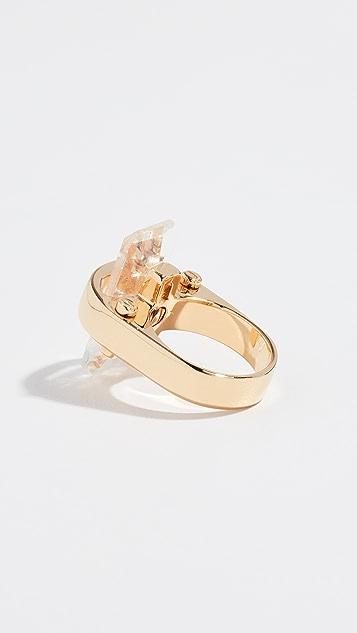 Lele Sadoughi Sandbar Ring
