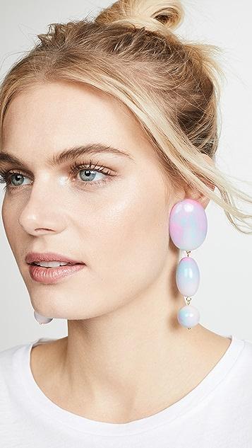 Lele Sadoughi Bubble Drop Earrings