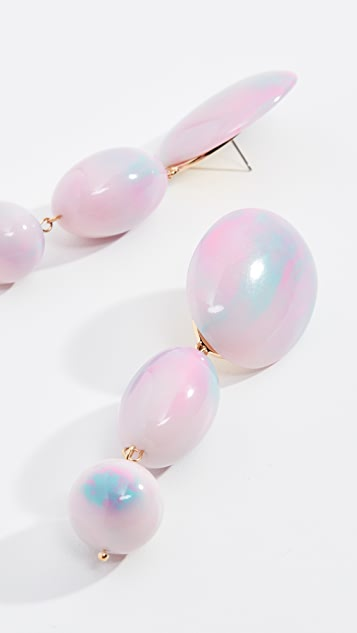 Lele Sadoughi Bubble Drop Earrings