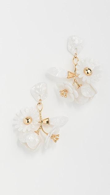Lele Sadoughi Petite Rapunzel Earrings