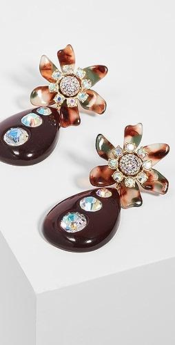 Lele Sadoughi - Flower Bulb Earrings
