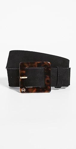 Lele Sadoughi - Acetate Buckle Belt