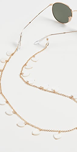 Lele Sadoughi - Heart Dangle Eyeglass Chain