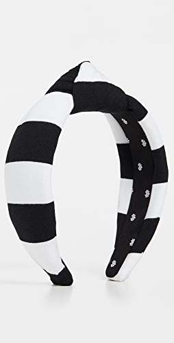 Lele Sadoughi - Striped Knotted Headband
