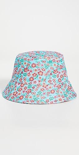 Lele Sadoughi - Lele Sadoughi Bucket Hat