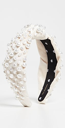 Lele Sadoughi - Imitation Pearl Headband