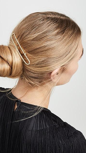 LELET NY Заколка для волос Void с кристаллами