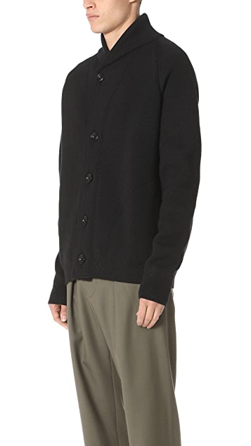 Lemaire Shaker Cardigan