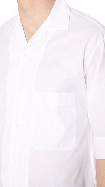 Lemaire Collar Shirt