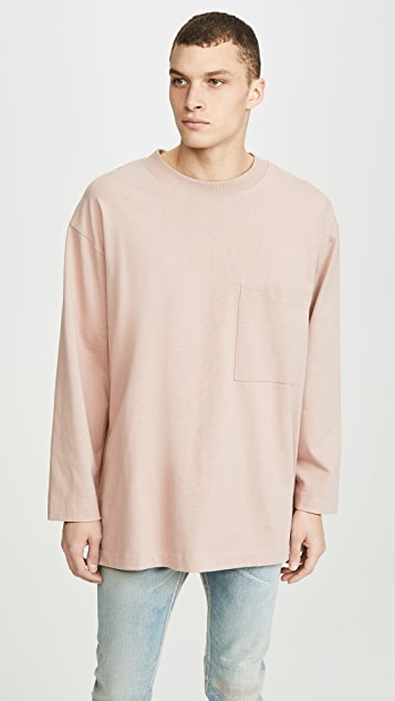Lemaire Long Sleeve T-Shirt