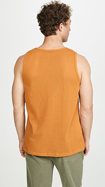 Lemaire Mesh Tank Top