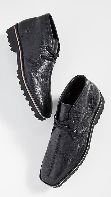 Lemaire Desert Boots