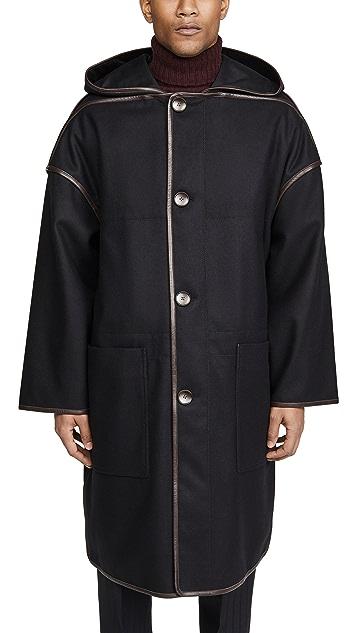 Lemaire Duffle Coat