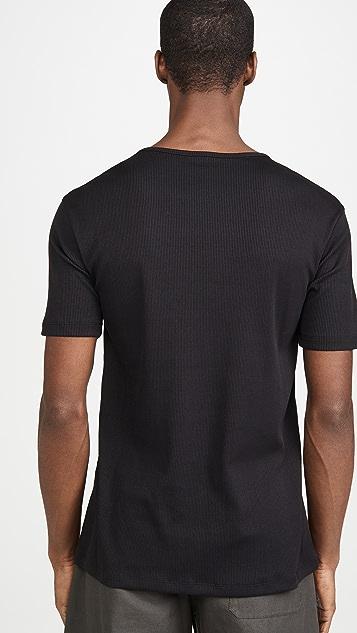 Lemaire Rib T-Shirt