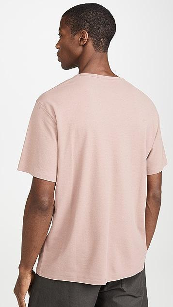 Lemaire Crepe T-Shirt