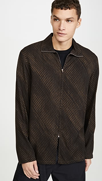 Zip Shirt by Lemaire