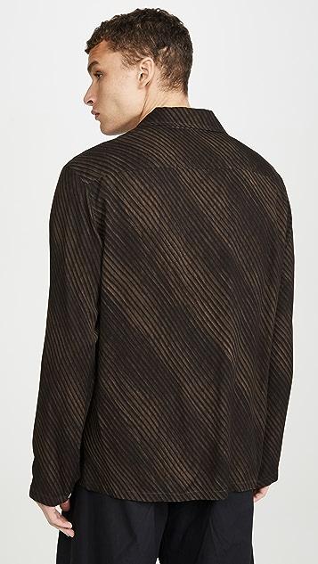 Lemaire Zip Shirt