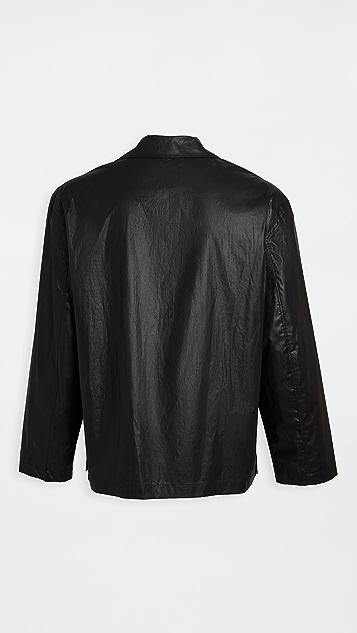 Lemaire Coated Pyjama Shirt