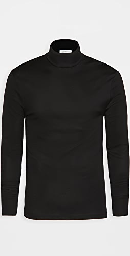 Lemaire - Cotton Rib Turtleneck Shirt