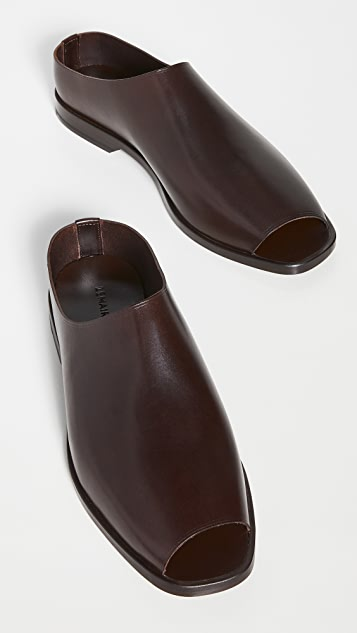 Lemaire Flat Mules