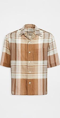Lemaire - Short Sleeve Shirt