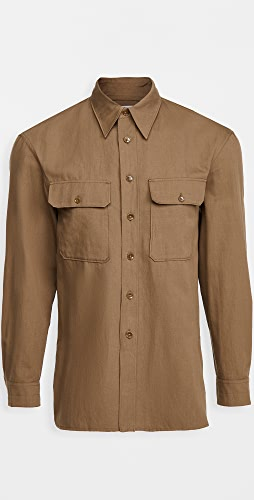 Lemaire - Officer Shirt