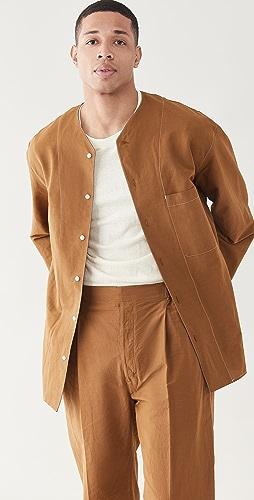 Lemaire - V-Neck Shirt