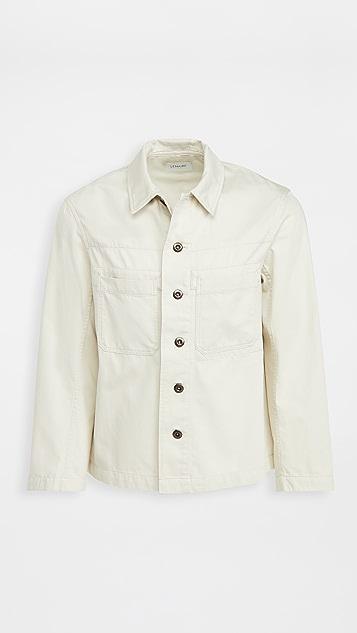 Lemaire Denim Workwear Overshirt