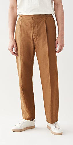 Lemaire - Pleated Drawstring Pants