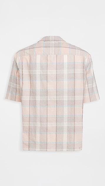 Lemaire Short Sleeve Shirt