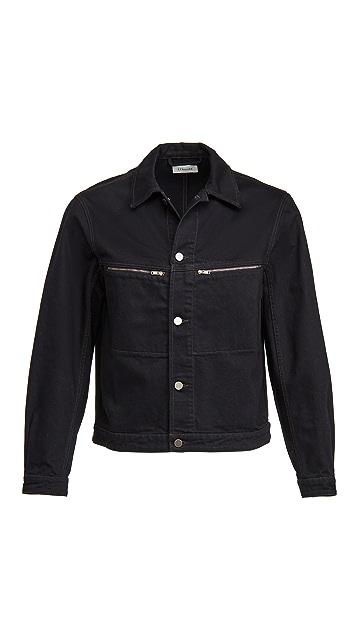 Lemaire Denim Trucker Jacket