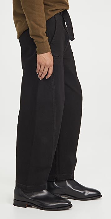 Lemaire Twisted Pants