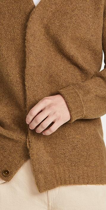 Lemaire Oversized Cardigan
