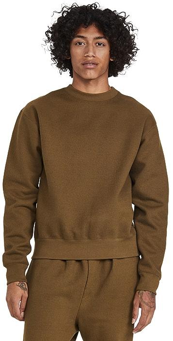 Lemaire Fleece Sweatshirt