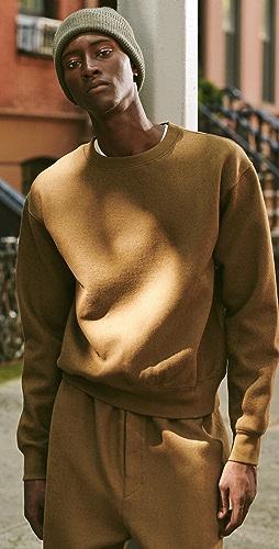 Lemaire - Fleece Sweatshirt