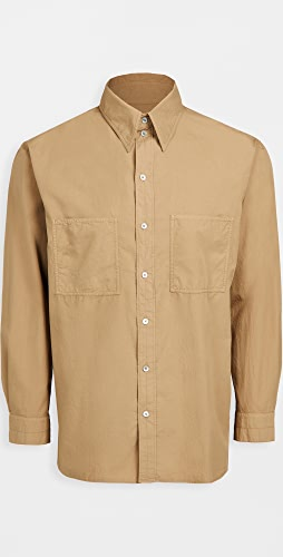 Lemaire - Patch Pocket Shirt