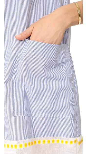 Lemlem Mwali Shirtdress