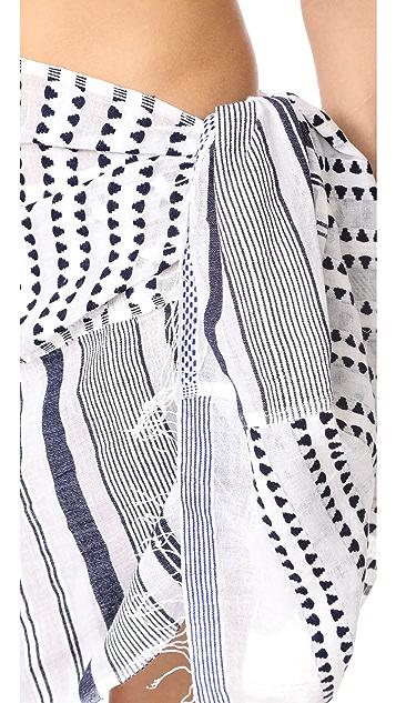 Lemlem Yeshi Split Pareo