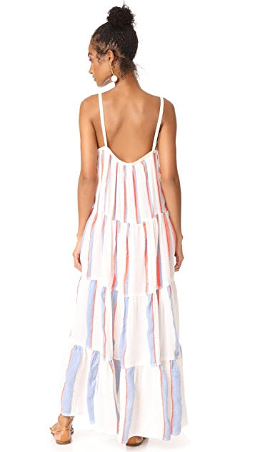 Lemlem Mamo Maxi Slip Dress