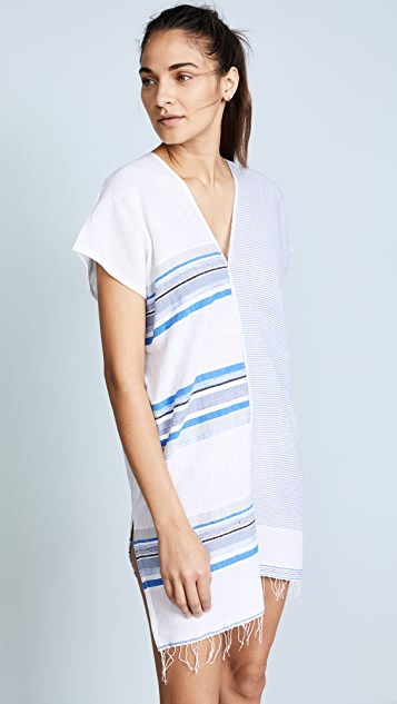 Lemlem Yodit Split Tunic
